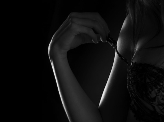 Boudoir Photography - Lingerie